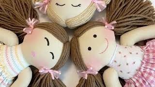 Littles By Bella - Handmade Dolls