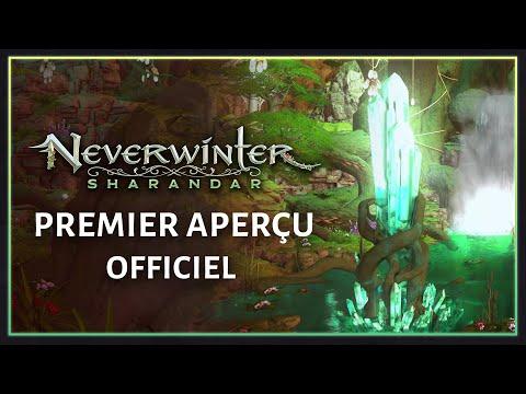 Présentation de l'extension Sharandar  de Neverwinter