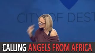 Angels are coming from Africa, says Trump's spiritual adviser - Paula White