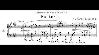Chopin - 2 Nocturnes Op.62 - Rafał Blechacz