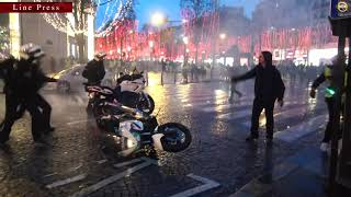 "When French POLICE Mess With The Wrong ""Yellow Vests"" Protesters 🔥 INSTANT REVOLT 🔥 BEST OF KARMA"