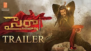Sye Raa Narasimha Reddy - Official Trailer