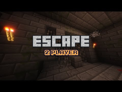 Escape! - 2 Player Minecraft Project