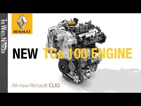 Фото к видео: The new Renault Clio – TCe 100 Engine