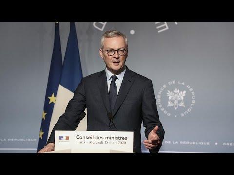 Ευρωζώνη: Ζοφερές προβλέψεις λόγω Covid-19