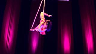 trapecio hada circo dragon