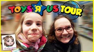 ToysRUs SHOPPING TOUR   Auf Der Suche Nach Schlittschuhen!   Wir Gehen Einkaufen!