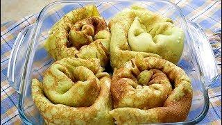 Это вкуснее торта из Кабачков. Улитки с сырной начинкой.