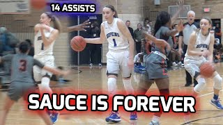 #1 Paige Bueckers Got The MOST SAUCE In The Country! Dishes 14 ASSISTS As Hopkins Stays UNDEFEATED 💰