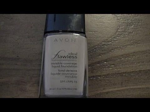 True Color Ideal Nude Liquid Foundation by avon #4