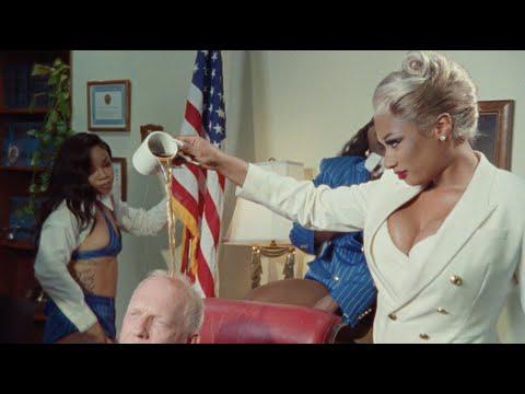 El talento y la sensualidad de Megan Thee Stallion animan el clip Thot Shit
