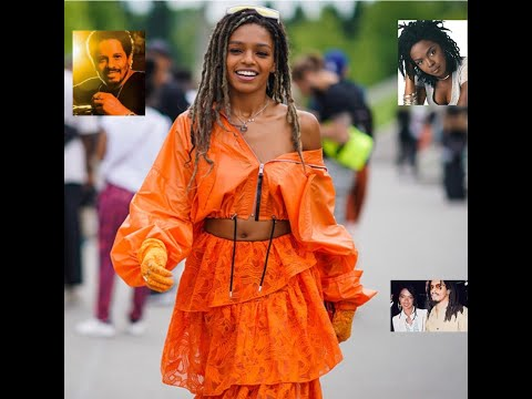 Lauryn Hill's Daughter Selah Talks About Growing Up Without Father Rohan Marley