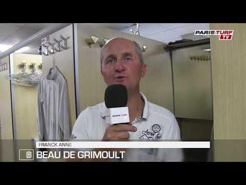 """Quinté mercredi 22/08 : """"Beau de Grimoult (5) va essayer de se placer"""""""