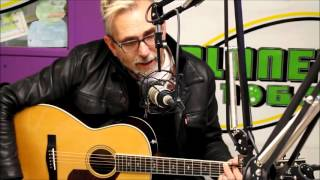 Art Alexakis of Everclear, live in the studio.