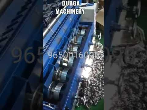 Scrubber Combined Machine