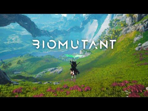 World Trailer de Biomutant