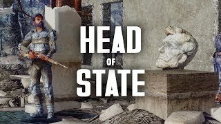 Head of State: Discovering the Temple of the Union - Fallout 3 Lore