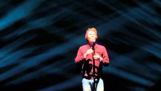 SOLITAIRE - CLAY AIKEN -Video Montage -audio is from Tried & True Tour, Sarasota