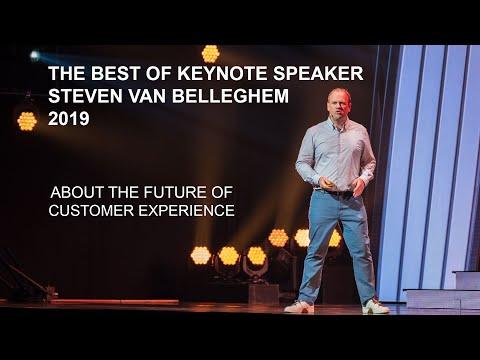 The future of customer experience: keynote compilation of 2019 / by Steven Van Belleghem