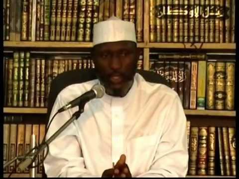Sheikh Awwal Albany Zaria(Umdatul Ahkam 4a)