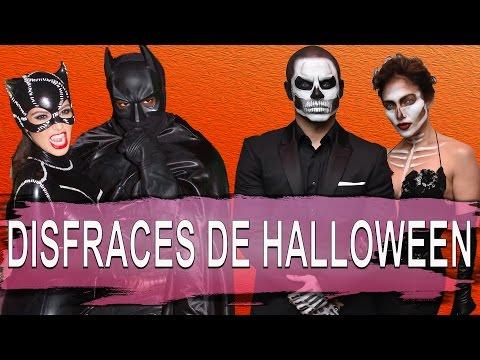 Mejores Disfraces de Halloween de Parejas Famosas (Moda Sin Filtro)