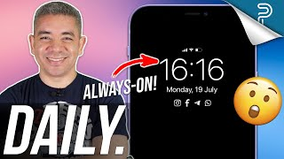 iPhone 13 with Always-On Display? MacBook Pro DATES & more!