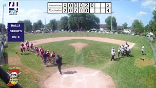 Town and Country 12U State Championship Game #8 Rochester vs Mississinewa