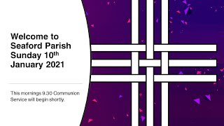 Parish Communion: Sunday 10th January