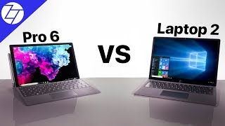 Surface Pro 6 vs Surface Laptop 2 - My 1 Week Experience!