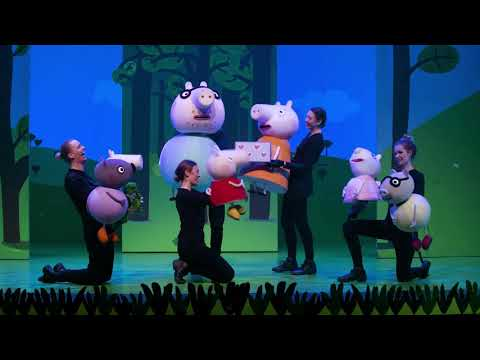 """Familiemusical Peppa Pig in De Meerpaal: """"Dit keer is het groot feest"""""""