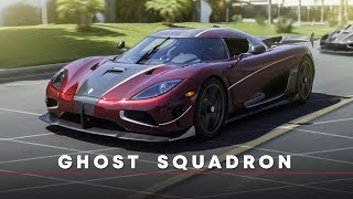 Ghost Squadron: The Koenigsegg Owners With The World's Fastest Production Car
