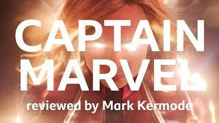 Captain Marvel reviewed by Mark Kermode
