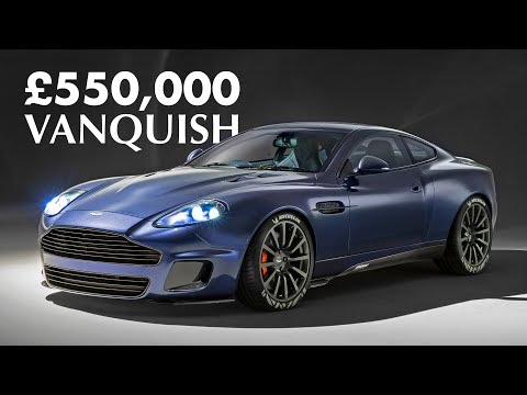 Aston Martin Vanquish 25 By CALLUM: A Legend Returns | Carfection