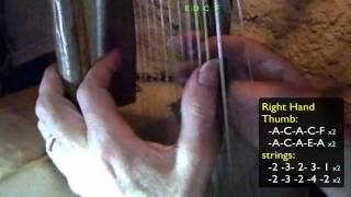 Jarabi part one - learning to play the Kora.