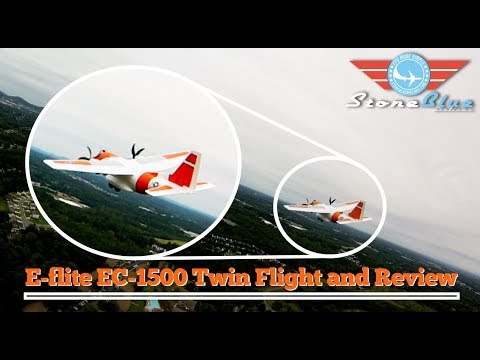 eflite-ec-1500-maiden-flight-amp-follow-footage