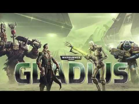 Warhammer 40,000: Gladius - Relics of War | Announcement Trailer thumbnail