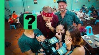 How to make the FUNNIEST FOOD SHOW on the internet! (PLUS Cameraperson reveal)