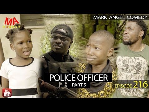 Download POLICE OFFICER Part 5 (Mark Angel Comedy) (Episode 216) HD Mp4 3GP Video and MP3