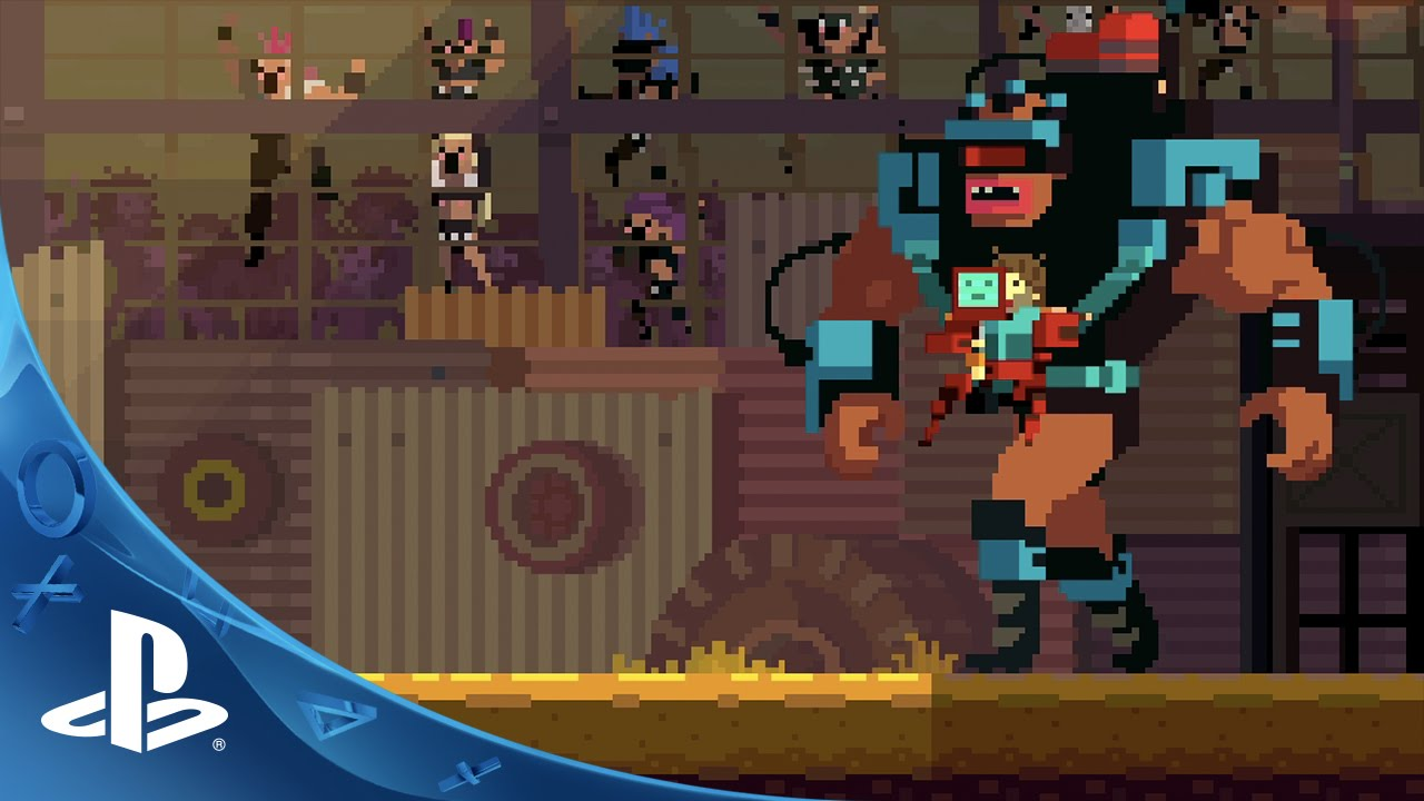 Super Time Force Ultra Headed to PS4,Vita