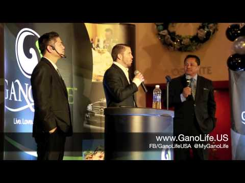Ganolife Colombian Supremo Ganoderma Coffee Launch Event | Ganolife USA Reviews
