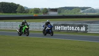preview picture of video 'Snetterton Race Circuit 14th Aug 2012'