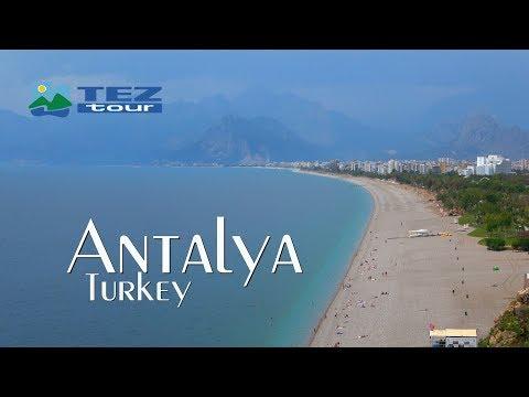 סרטון טיולים באנטליה היפה באיכות 4K מרשימה