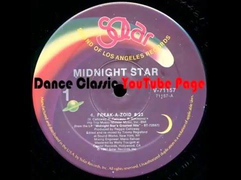 Midnight Star - Freak-A-Zoid (Extended Mix)
