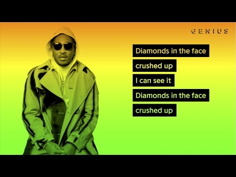 {New} Future - Crushed Up - Official Lyrics Video 2019 |  TrillyRap REMIX