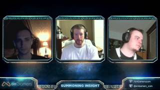 Summoning Insight Episode 24 VOD, with special guest Drexxin