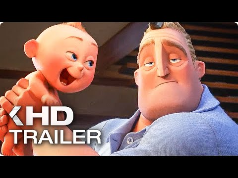 INCREDIBLES 2 Trailer (2018)