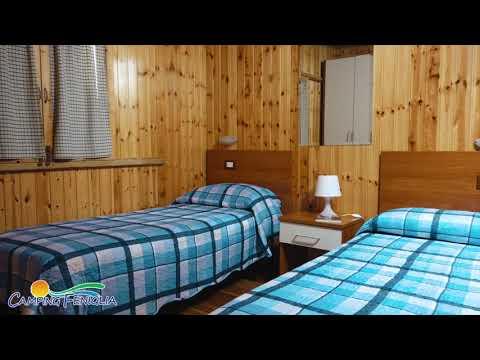 Camping Feniglia Vista Aerea