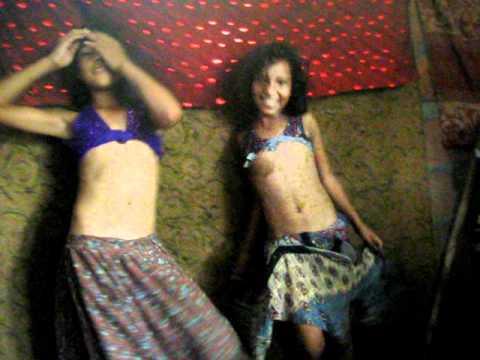 Valeri y Cheri bailando por primera vez!