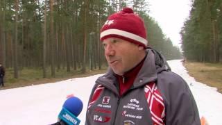 Лыжники завершили сезон соревнованиями на малой дистанции