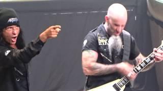 Anthrax - Indians - live HD@ Tivoli Utrecht, the Netherlands, 19 February 2017